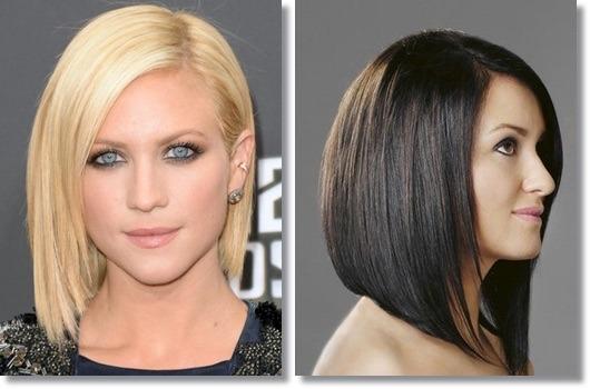 Причёски с симметрией